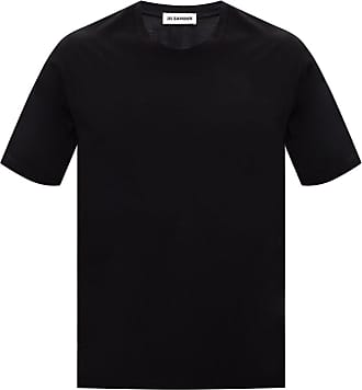 Jil Sander Cotton T-shirt Mens Black