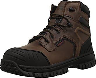 Skechers relment traven men dark brown waterproof walking