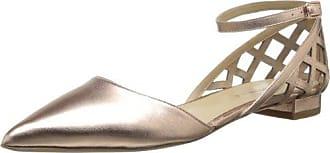 Via Spiga Womens Valenca Ballet Flat,Copper,6 M US