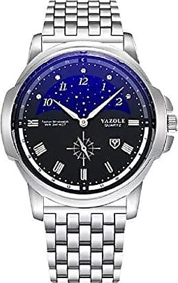 Yazole Relógios de Pulso Masculino YAZOLE Z 407 à Prova d Água (8)