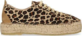 Sacha Baskets en cuir à plateforme avec imprimé léopard ... 839674f7a8dd