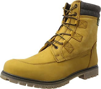 kamik Mens Takodam Biker Boots, Brown (Tan Tan), 11 UK
