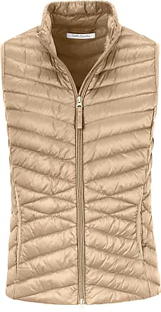 Betty Barclay Quilted gilet Betty Barclay beige