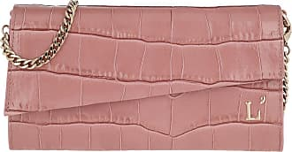 L'autre Chose Cross Body Bags - Printed Continental Wallet Ancient Pink - rose - Cross Body Bags for ladies
