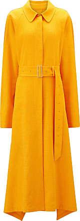 Joseph Cassie Shantung Linen Coat