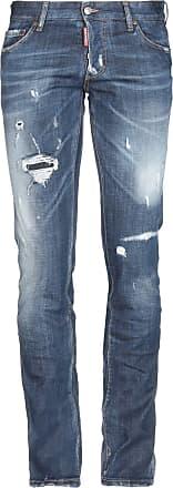 Dsquared2 DENIM - Denim trousers on YOOX.COM