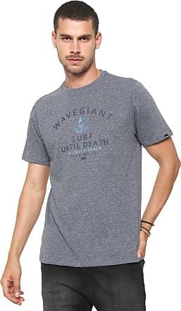Wave Giant Camiseta WG La Jolla Grafite
