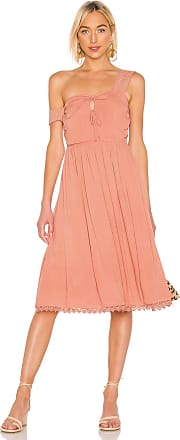 House Of Harlow X REVOLVE Taylor Dress in Peach