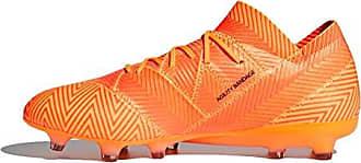 Adidas X Scarpe da calcio adidas X 16+ Purechaos FG AG Uomo Oro Nero Arancione