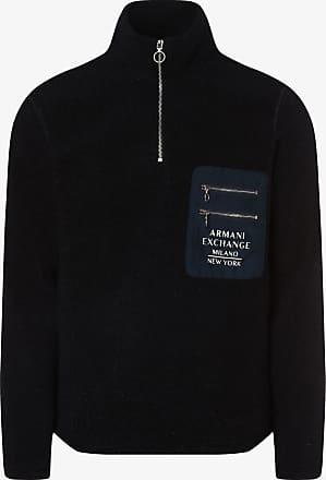 A|X Armani Exchange Herren Sweatshirt blau