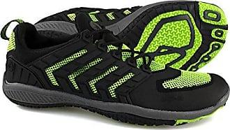 Body Glove Mens Dynamo Ribcage Water Shoe, Black/neon Yellow, 10 M US