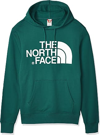 The North Face Felpa CON Cappuccio Uomo North FACE - Verde