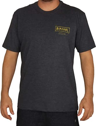 Rip Curl Camiseta Rip Curl Driven - Preta - GG