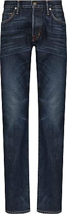 Tom Ford Calça jeans slim - Azul