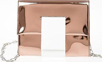 Maison Margiela MM6 Mirrored Pochette size Unica