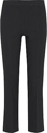 Giambattista Valli Giambattista Valli Woman Crepe Straight-leg Pants Black Size 40
