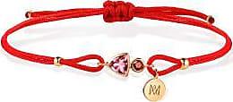 Emphasis Form18K Red Gold Pink Tourmaline Bracelet