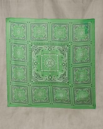 Belstaff Belstaff PLAYING CARD SCARF Green