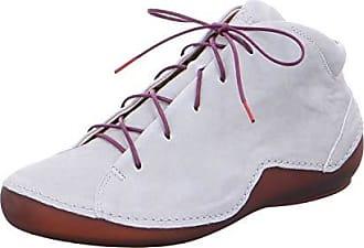 df23b03b16635c Think Damen KAPSL 484064 Hohe Sneaker Grün (Stahl Kombi 19) 38 EU