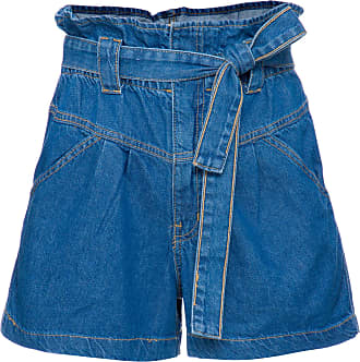 Vi And Co Shorts Barcelos Azul - Mulher - M BR