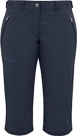 Vaude Farley Stretch Capri II Shorts für Damen | schwarz