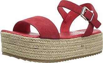 750741de399 Coolway Womens Mini Espadrille Wedge Sandal