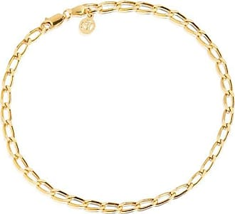 Sif Jakobs Jewellery Ankle Chain Cheval - 18k gold plated