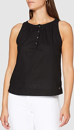 Q/S designed by - s.Oliver Q/S designed by Undershirt, Top Womens, Black, 38