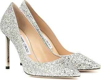 Jimmy Choo London Pumps Romy 100 con glitter