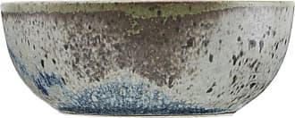 House Doctor Diva Skål Keramik 8,5 cm Grå/Blå
