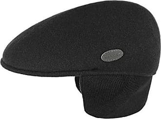 KANGOL Das Original Flatcap 504 Earflaps Schiebermütze Schirmmütze Herrencap