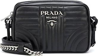 Prada Diagramme leather crossbody bag