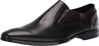 Kenneth Cole Reaction Mens Edison Slip On Loafer, Black, 6.5 UK