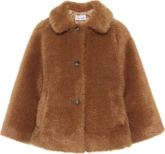 Red Valentino Faux-fur jacket
