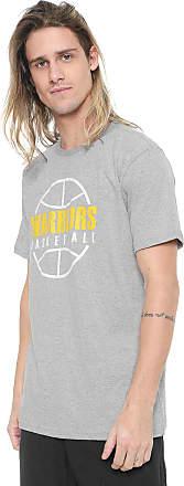 NBA Camiseta NBA Golden State Warriors Cinza