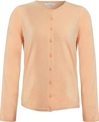 White Label Marks & Spencer Womens Fine Knit Cardigan Soft New M&S Round Neck Cardie Top Nude Size 6