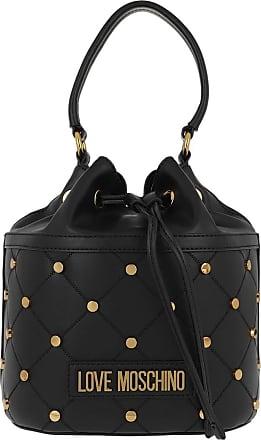 Love Moschino Borsa Bucket Bag Nero Bucket Bags zwart