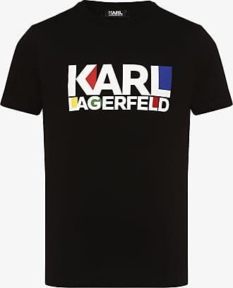 Karl Lagerfeld Herren T-Shirt schwarz