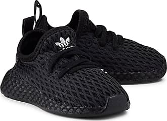 best website 200a1 23a4b adidas Deerupt Runner I in schwarz, Sneaker für Mädchen Gr. 22