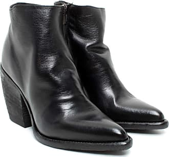 Officine Creative Womens Ankle Boots Claralie/001 Leather Black