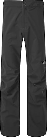 RAB Mens Kangri GTX Pants(Black,L/34 Short Leg)