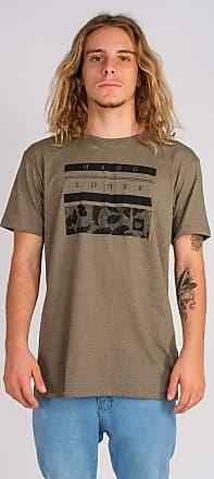 Hang Loose Camiseta Hang Loose Silk Leaf Verde