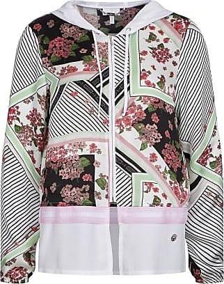 Sportalm Jacke im Allover-Print mit Kapuze Größe:34