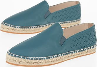 Bottega Veneta Leather Espadrilles size 38