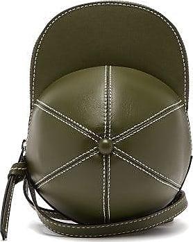 J.W.Anderson Cap Mini Cross-body Bag - Womens - Green