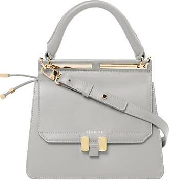 Maison Héroïne Handtasche Damen, Marlene Tablet Mini, Grey