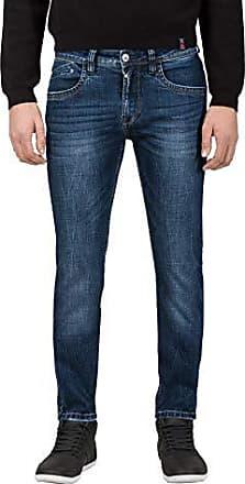 Herren Jeans Regular Eliaz, ink shadow wash, W33L34