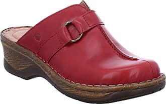 Josef Seibel 56557-43 Catalonia 57 Women Clogs and Mules, schuhgröße_1:39, Farbe:Red