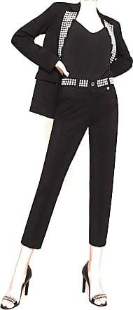 MY TWIN Twinset Pants - Black - XS