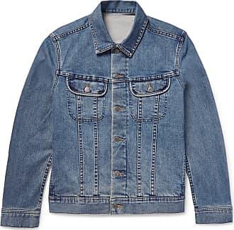 A.P.C. Denim Jacket - Mid denim